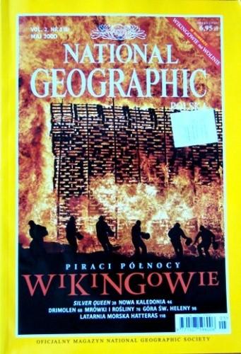 Okładka książki National Geographic 05/2000 (8) Redakcja magazynu National Geographic