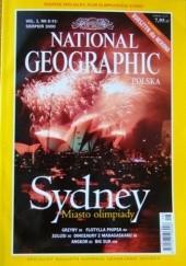 Okładka książki National Geographic 08/2000 (11)