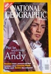 Okładka książki National Geographic 02/2001 (17)
