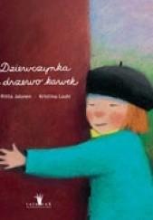 Okładka książki Dziewczynka i drzewo kawek Riitta Jalonen