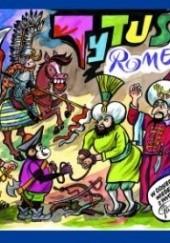 Okładka książki Tytus, Romek i A'Tomek w odsieczy wiedeńskiej 1683 roku z wyobraźni Papcia Chmiela narysowani Henryk Jerzy Chmielewski