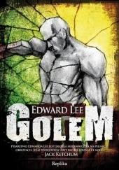 Okładka książki Golem Edward Lee