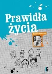 Okładka książki Prawidła życia Janusz Korczak