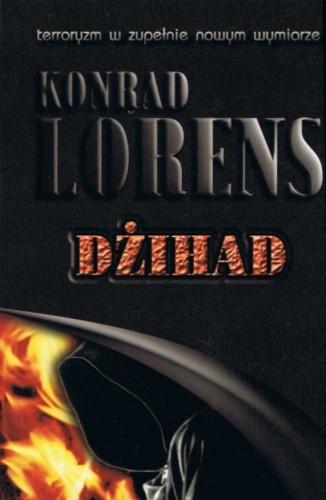 Okładka książki Dżihad Konrad Lorens