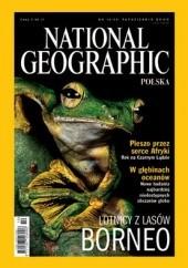 Okładka książki National Geographic 10/2000 (13)