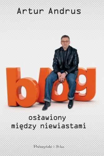 Okładka książki Blog osławiony między niewiastami