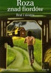 Okładka książki Brat i siostra Bente Pedersen