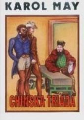 Okładka książki Chińska triada Karol May