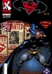 Okładka książki Superman/Batman #2