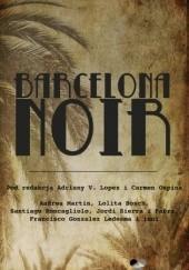 Okładka książki Barcelona Noir