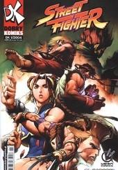 Okładka książki Dobry Komiks 1/2004: Street Fighter 1 Ken Siu-Chong,Alvin Lee,Arnold Tsang,Andrew Hou,Corey Lewis