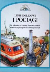 Okładka książki Linie kolejowe i pociągi Sydney Wood