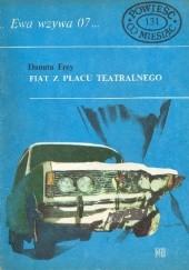 Okładka książki Fiat z placu Teatralnego Danuta Frey-Majewska