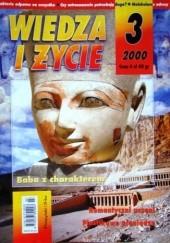 Okładka książki Wiedza i Życie 2000/3 (783) Redakcja Wiedza i Życie