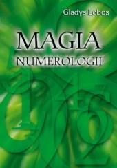 Okładka książki Magia numerologii Gladys Lobos