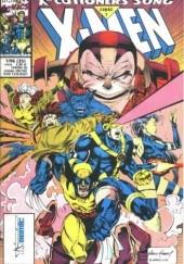 Okładka książki X-Men 1/1996 Andy Kubert,Scott Lobdell,Brandon Petersen,Terry Austin,Mark Pennington