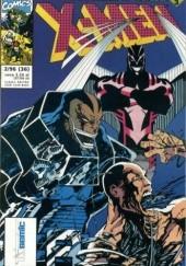 Okładka książki X-Men 2/1996 Peter David,Jae Lee,Scott Lobdell,Brandon Petersen
