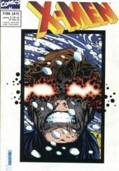 Okładka książki X-Men 7/1996 Chris Bachalo,Scott Lobdell