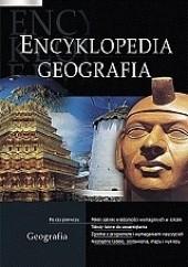 Okładka książki Encyklopedia geografia Agnieszka Nawrot