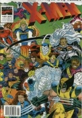 Okładka książki X-Men 1/1997 Jae Lee,John Romita Jr.,Paul Smith,Scott Lobdell,Chris Sprouse,Brandon Peterson
