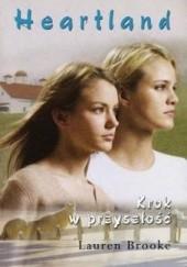 Okładka książki Krok w przyszłość Lauren Brooke