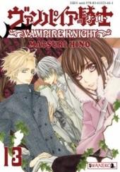 Okładka książki Vampire Knight tom 13 Hino Matsuri