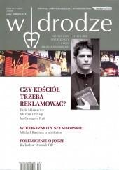 """Okładka książki W drodze 2012/4 Roman Bielecki OP,Redakcja miesięcznika """"W drodze"""""""