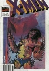 Okładka książki X-Men 3/1997 Larry Hama,Adam Kubert