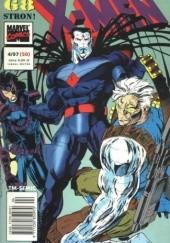Okładka książki X-Men 4/1997 Fabian Nicieza,Dwayne Turner,Aron Wiesenfeld