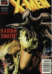 Okładka książki X-Men 5/1997 Andy Kubert,John Romita Jr.,Fabian Nicieza,Scott Lobdell