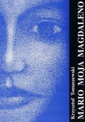 Okładka książki Mario moja Magdaleno Krzysztof Tomaszewski