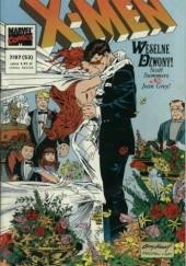 Okładka książki X-Men 7/1997 Andy Kubert,John Romita Jr.,Fabian Nicieza,Scott Lobdell
