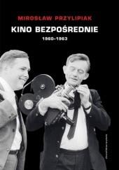 Okładka książki Kino bezpośrednie Mirosław Przylipiak