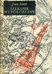 Okładka książki Szekspir współczesny Jan Kott