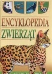 Okładka książki Encyklopedia zwierząt praca zbiorowa