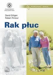 Okładka książki Rak płuc David Gilligan,Robert Rintoul