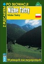 Okładka książki Niżne Tatry Ján Lacika