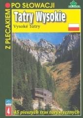 Okładka książki Tatry Wysokie