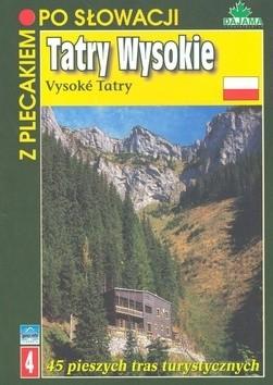 Okładka książki Tatry Wysokie Ján Lacika