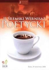 Okładka książki II Śremski Wernisaż Poetycki praca zbiorowa