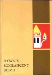 Okładka książki Słownik biograficzny Śremu Danuta Płygawko,Adam Podsiadły