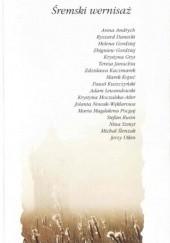 Okładka książki Śremski Wernisaż praca zbiorowa