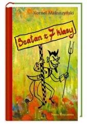 Okładka książki Szatan z siódmej klasy Kornel Makuszyński