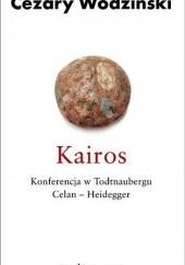 Okładka książki Kairos Cezary Wodziński