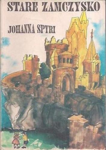Okładka książki Stare zamczysko