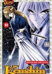 Okładka książki Kenshin, t. 11 Nobuhiro Watsuki