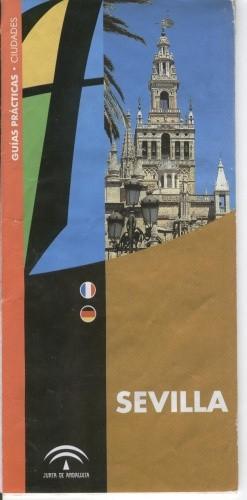 Okładka książki Sevilla praca zbiorowa