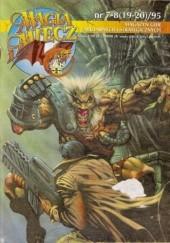 Okładka książki Magia i Miecz nr 7-8 (19-20)/95 Redakcja magazynu Magia i Miecz