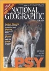 Okładka książki National Geographic 01/2002 (28) Redakcja magazynu National Geographic