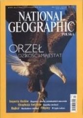 Okładka książki National Geographic 07/2002 (34) Redakcja magazynu National Geographic